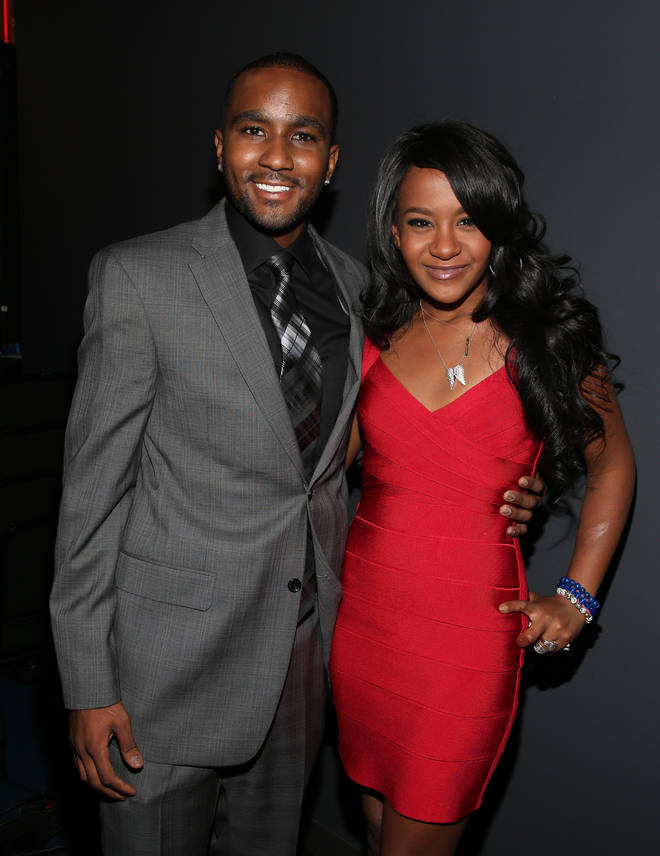Bobby Brown alleges Nick Gordon (left) was responsible for the deaths of Whitney Houston and Bobbi Kristina Brown (right).