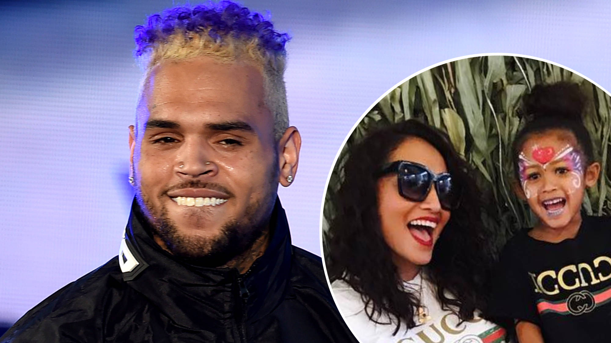 Chris Brown Is Allegedly Buying His Baby Mother A New House