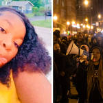 Ma'Khia Bryant shooting: Police bodycam video reveals moments before her death