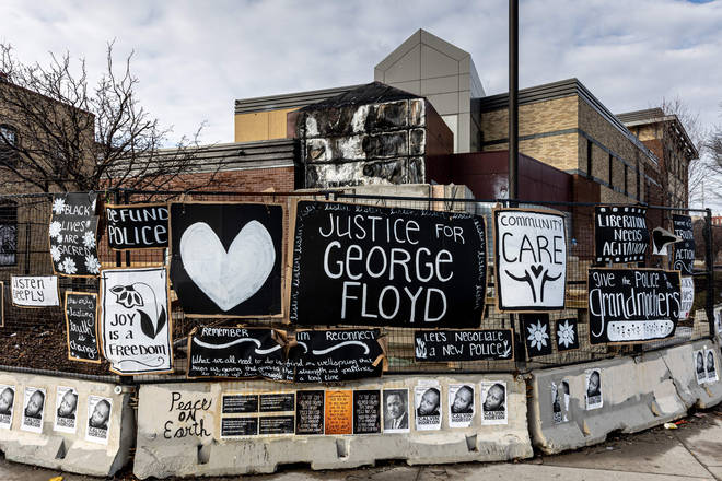 George Floyd's death sparked protests all over the world.