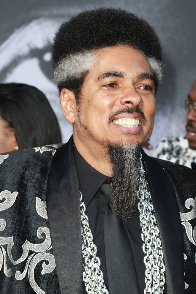 Shock G was best known for being lead singer of the pioneering hip hop group Digital Underground.