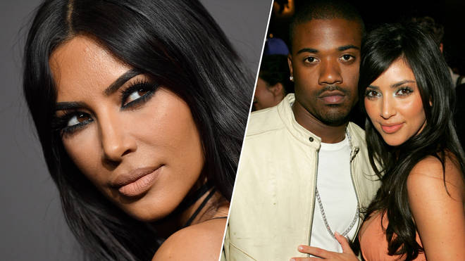 "Kim branded her ex-boyfriend a ""pathological liar"" following the claims."