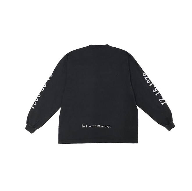 Yeezy X Balenciaga team up to release a T-Shirt in honour of DMX, with proceeds going to the late rapper's family.