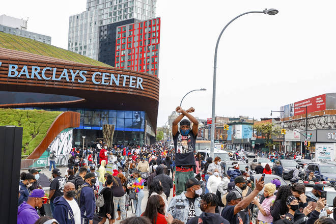 A memorial service was held for DMX at Barclays Center on April 24, 2021 in New York City.