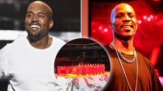 WATCH: Kanye West and Sunday Service choir performs at DMX's memorial