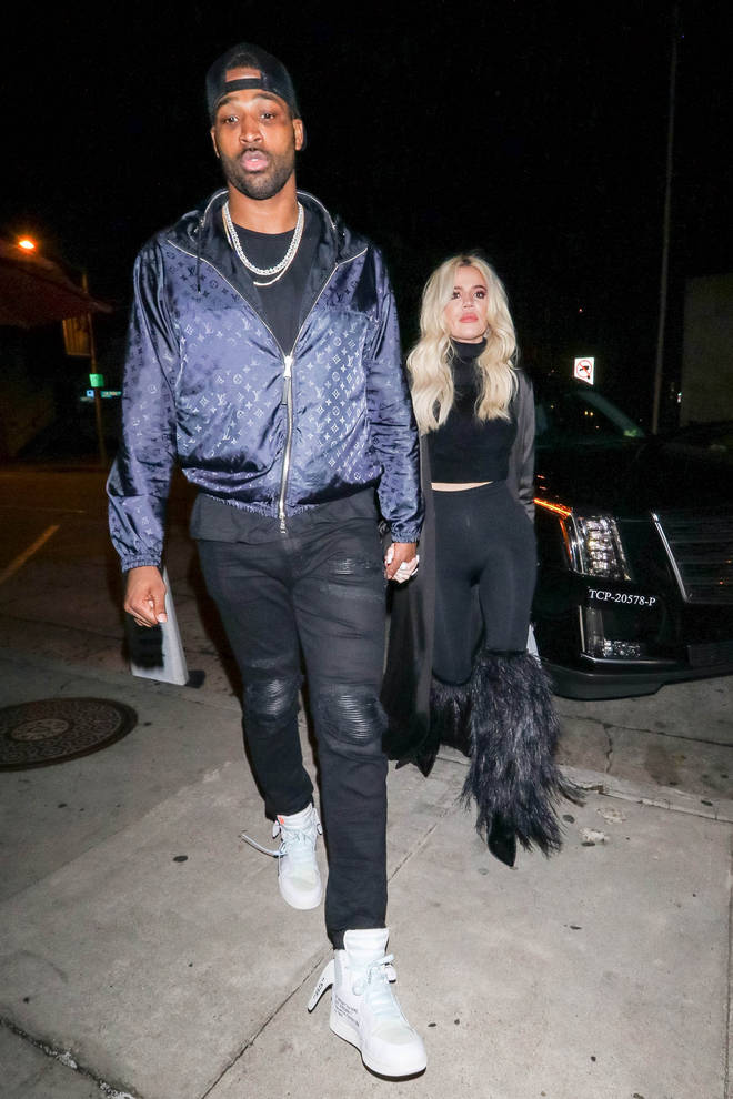 Tristan Thompson and Khloe Kardashian welcomed their their daughter True Thompson on April 12, 2018.