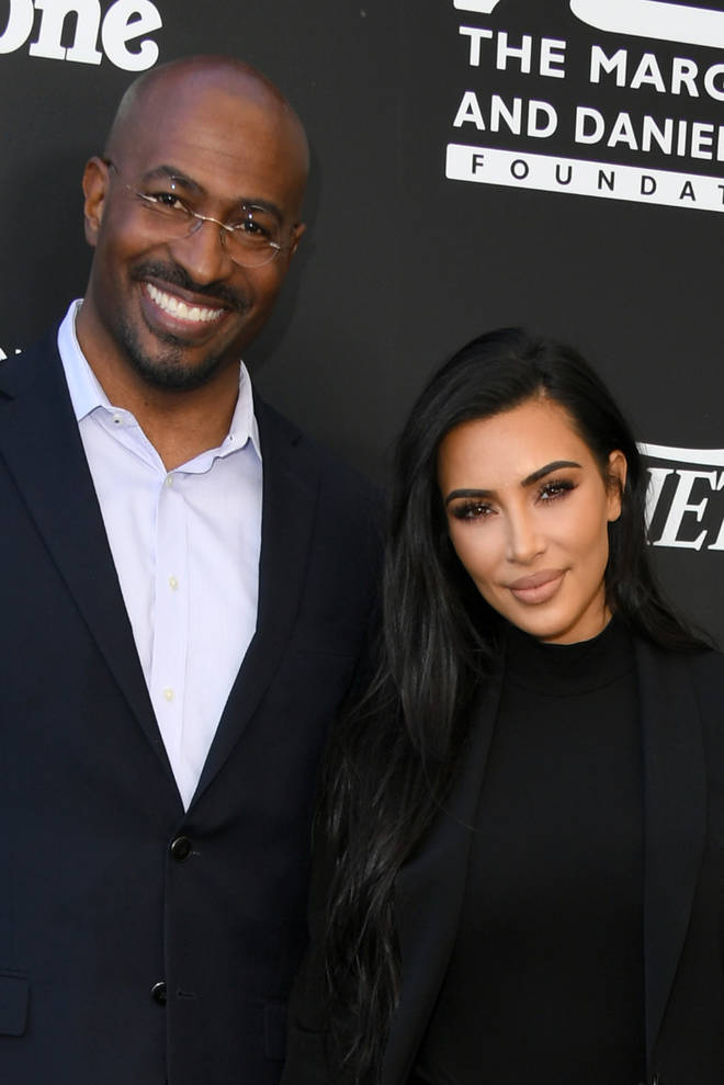 Van Jones and Kim Kardashian attended the 1st Annual Criminal Justice Reform Summit in 2018.