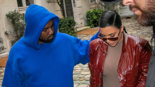 Kim Kardashian filed for divorce from estranged husband Kanye West back in February.