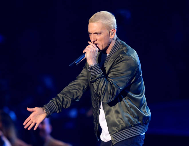 Eminem revealed he has been a collector for years, first starting with cassette tapes.