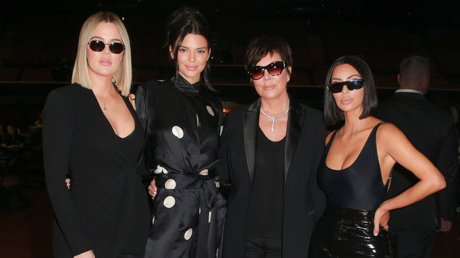 Kris and the sisters rallied around Khloe, 34, following the news.