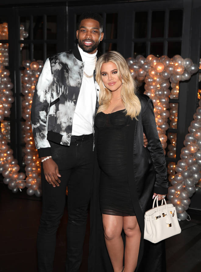 Tristan Thompson and Khloe Kardashian welcomed their daughter True Thompson on April 12th 2018.