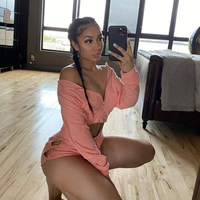 Lani Blair allegedly hooked up with Tristan in New York while he was in a relationship with Khloe.