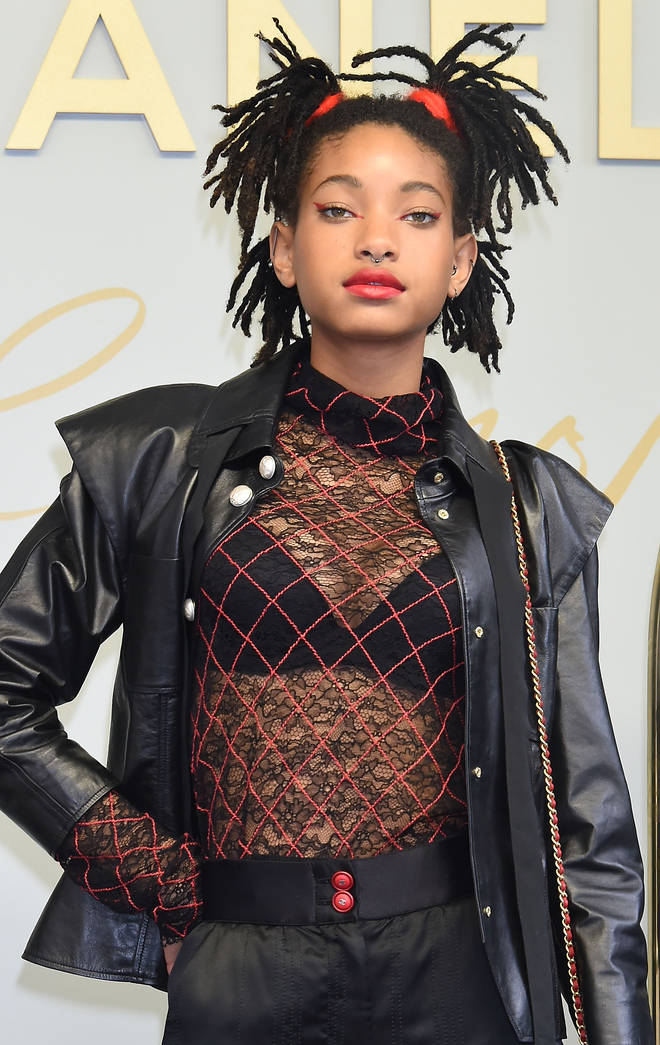 Willow Smith revealed she is polyamorous during a chat with her mother and grandmother on Red Table Talk.