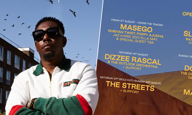 Dizzee Rascal at South Facing Festival: tickets, date, venue and more