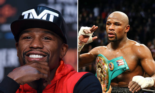 What is Floyd Mayweather's net worth in 2021?
