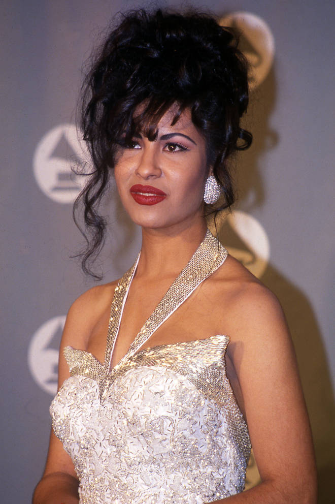 Selena Quintanilla was an American singer, songwriter, spokesperson, businesswoman, model, actress, and fashion designer.