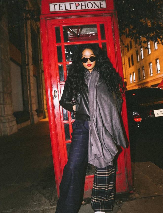 H.E.R in London