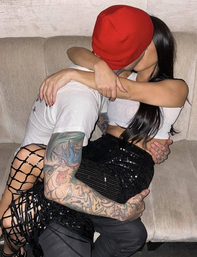 Travis Barker and Kourtney Kardashian confirmed their relationship in February 2020.