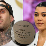 Travis Barker shocks fans with candle smelling like Kourtney Kardashian's orgasm