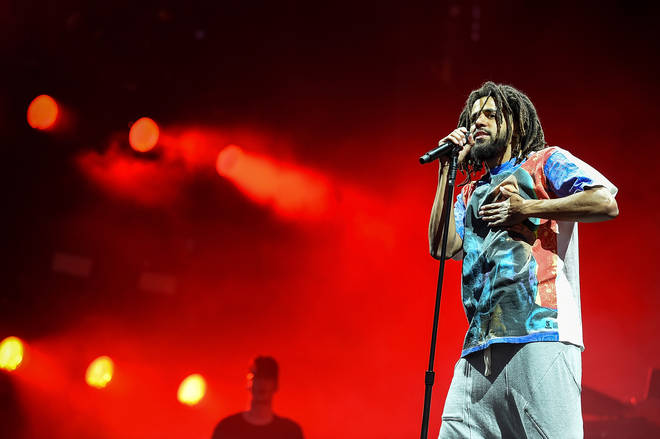 """J. Cole drops his new album """"The Off-Season"""" on Friday (May 14)."""