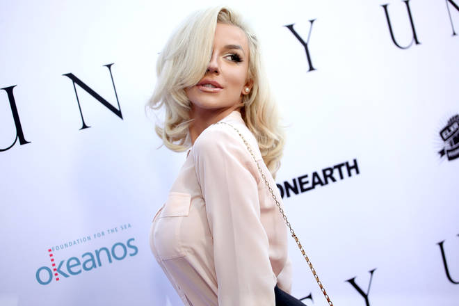 Courtney Stodden is an American media personality, model, singer, and songwriter. Stodden is well known for being married to actor Doug Hutchison.