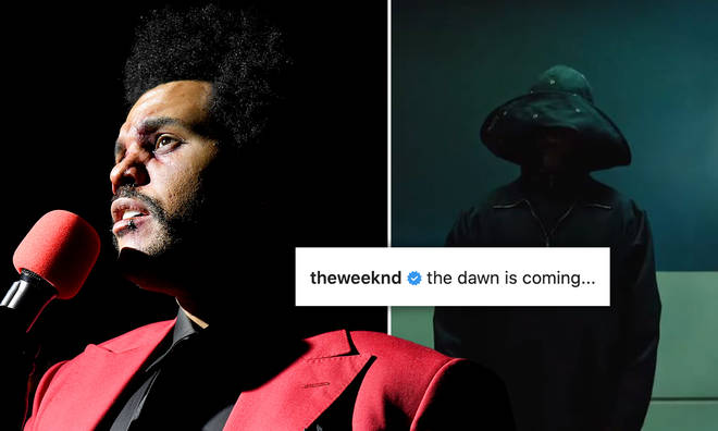 The Weeknd sparks new album rumours with cryptic post