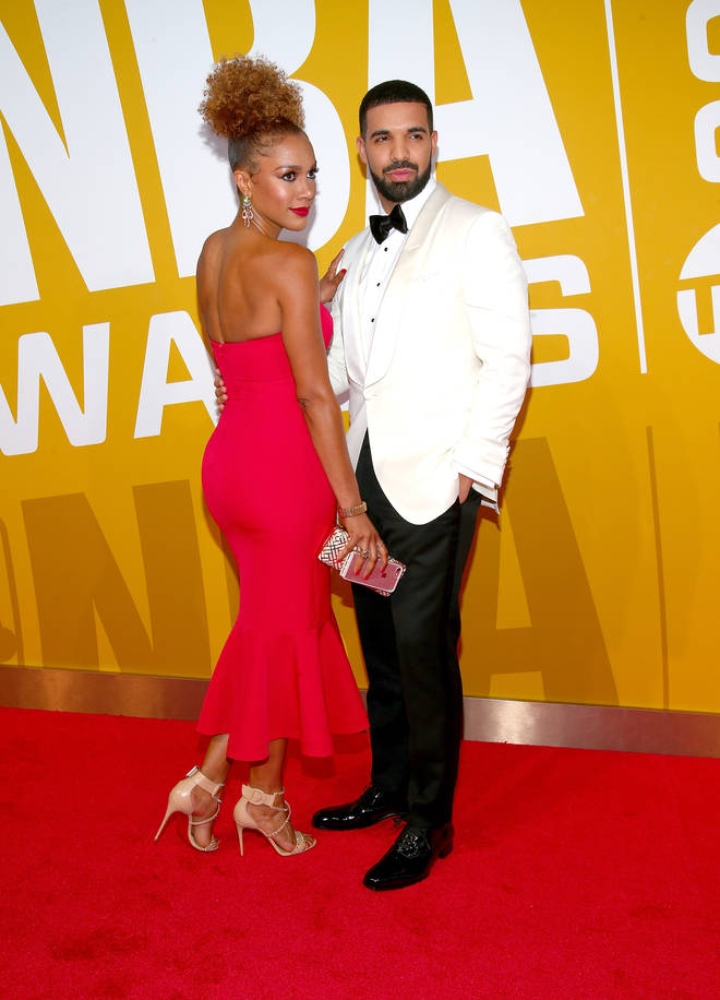 Drake sparked romance rumours with NBA sports broadcaster Rosalyn Gold-Onwude when he took her as his date to the 2017 NBA Finals.