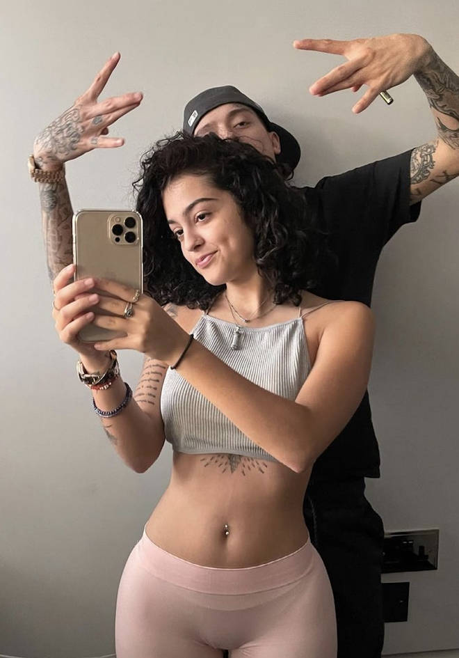 Malu Trevejo shares photo with Central Cee on Instagram sparking dating rumours