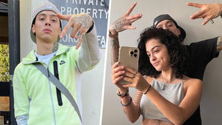 What happened between Central Cee and Malu Trevejo?