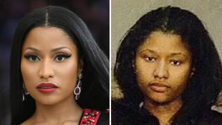Nicki Minaj shares mugshot photo & reflects on weapon charge in candid IG post