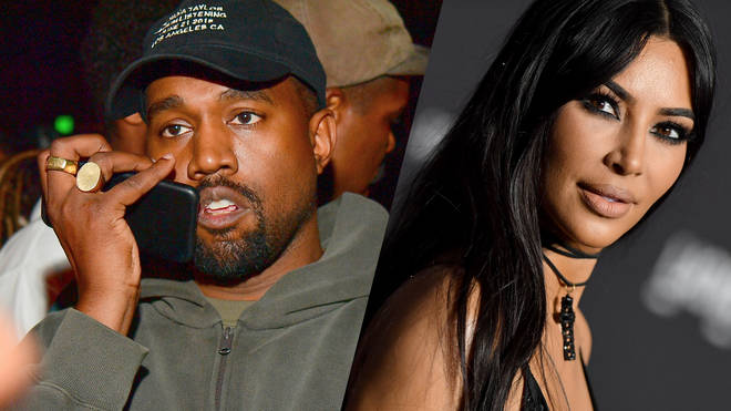 The Chicago rapper swiftly deleted the image of Kim Kardashian.
