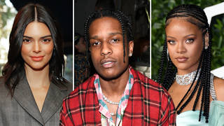 A$AP Rocky dating history: from Kendall Jenner to Rihanna