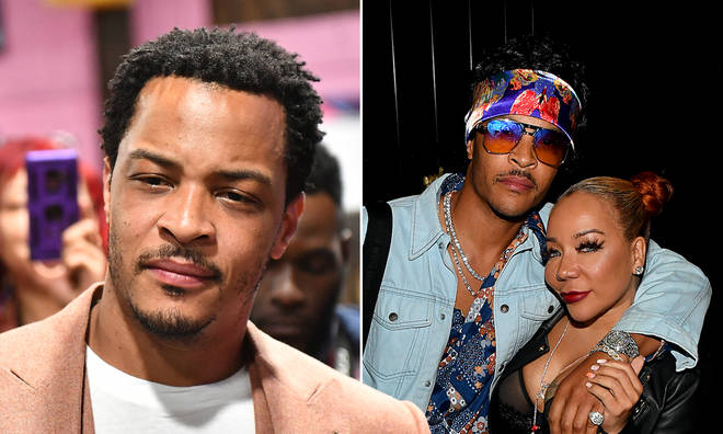 T.I. responds to sexual assault allegations in explicit new song.