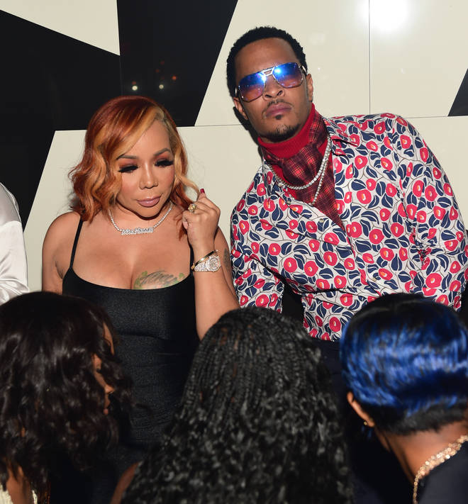 Tiny and T.I. have denied the allegations.