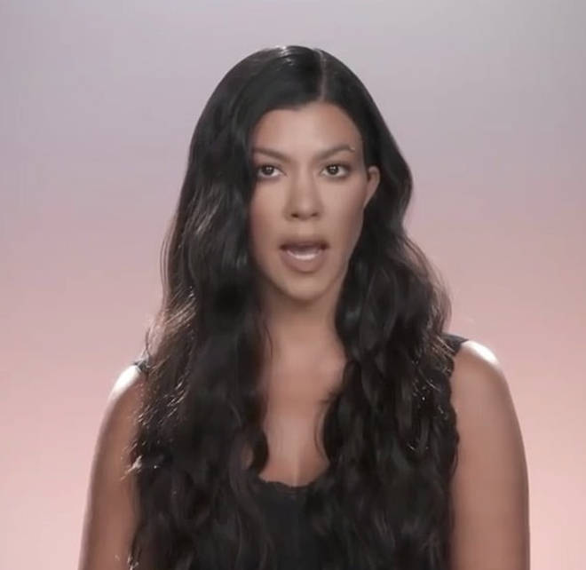 Kourtney Kardashian claims the nanny told her son Reign that he would go to jail if he talked in the car.