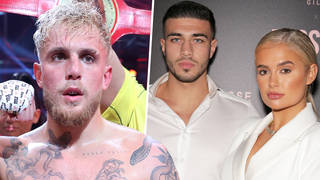 Jake Paul exposed for 'faking DMs' from Tommy Fury's girlfriend Molly-Mae Hague