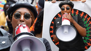 Black Lives Matter activist Sasha Johnson 'in critical condition' after being shot in head