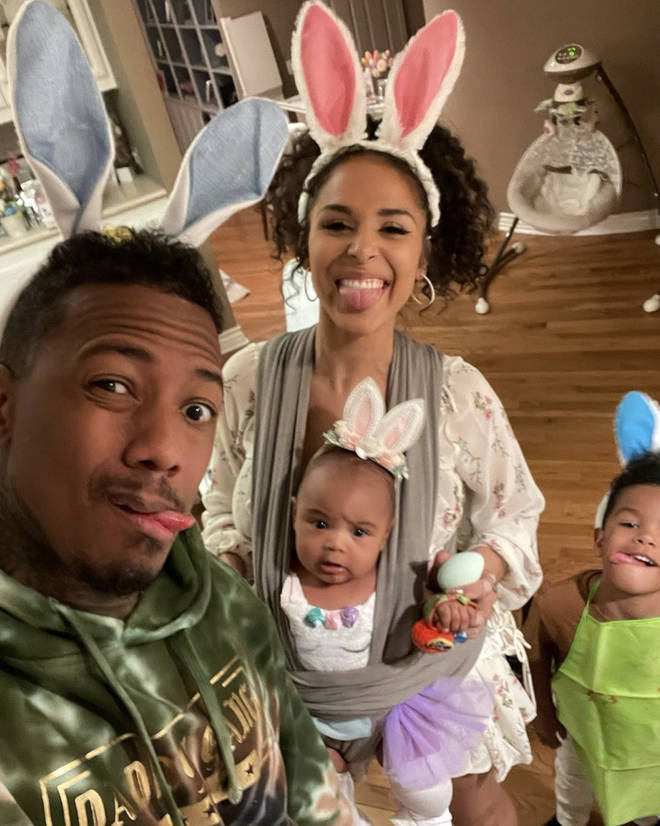 Nick Cannon recently welcomed his second child with Brittany Bell. The pair share a daughter, Powerful Queen and their son, Golden.