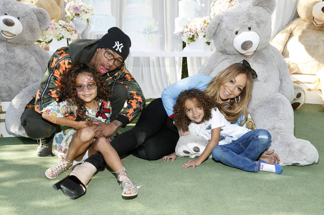 Mariah Carey and Nick Cannon welcomed twins in 2011, Monroe and Moroccan.