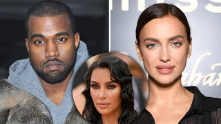 Kanye West and Irina Shayk spark dating rumours amid Kim Kardashian divorce