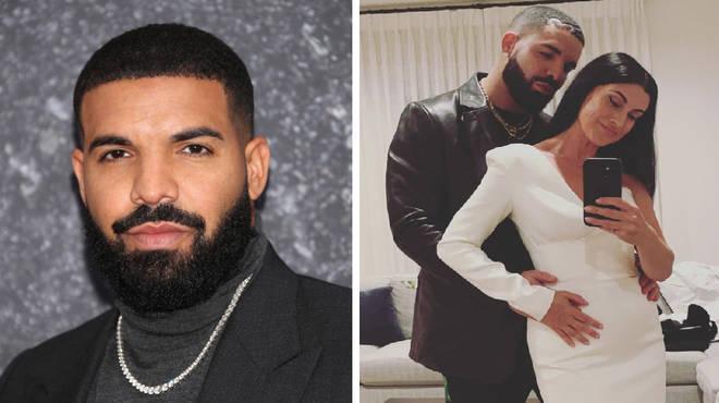 Drake and Stylist