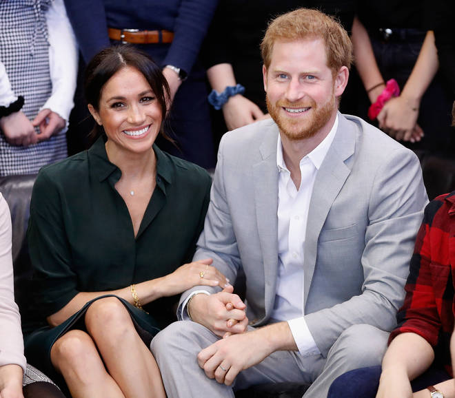 Harry and Megan recently publicly discussed their relationship with the Prince's family.