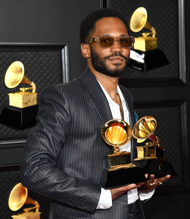 Kaytranada revealed he is gay in an 2016 interview.