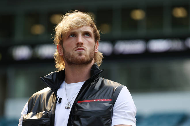 Jake Paul's older brother Logan Paul is having a match against Floyd Mayweather on June 6.