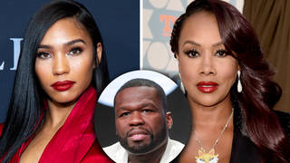 50 Cent's girlfriend Cuban Link & ex Vivica Fox beef explained