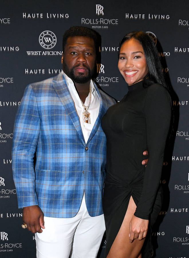 50 Cent and Cuban Link have been together since August 2019.