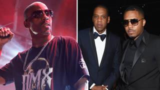 DMX ft Jay-Z & Nas 'Bath Salts' lyrics meaning explained