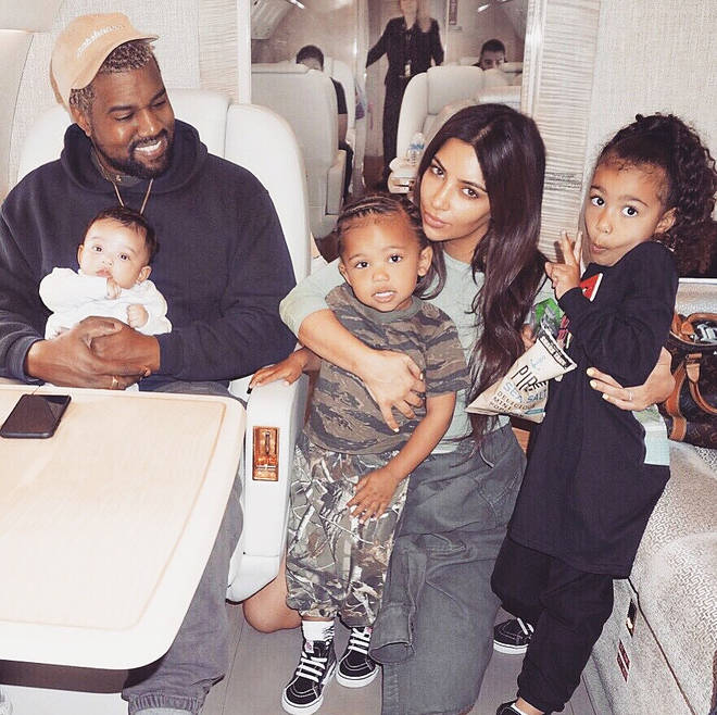Kim and Kanye may be giving North, 5, Saint, 2 and 10-month-old Chicago a sibling.