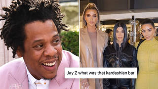 Jay-Z fans react to controversial Kardashian lyric on new DMX song.