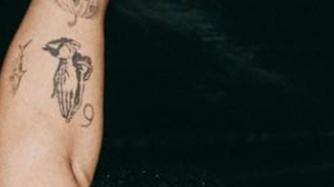 6 God tattoo
